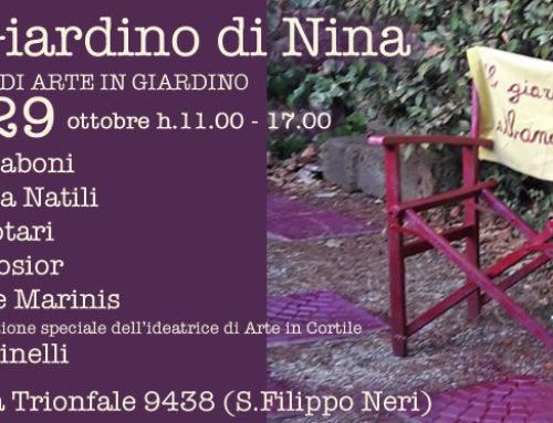 Nel giardino di Nina